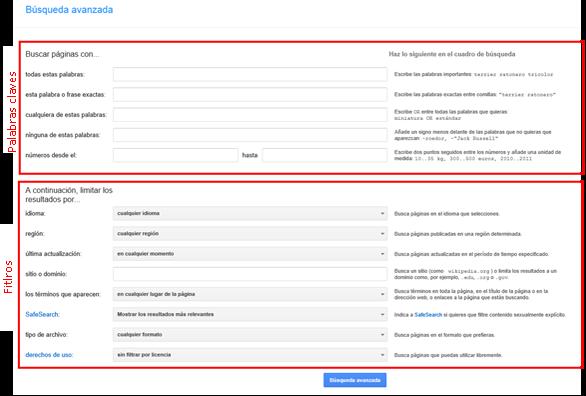 Google busqueda avanzada Anticipa 360