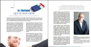 Tratado Mexico UE Eduardo Ubide